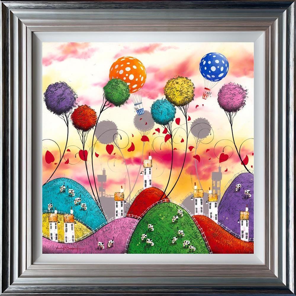 moo clouds 3d high gloss dale bowen buckingham fine art