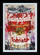 Jessie Foakes Pop Art Prints & Originals