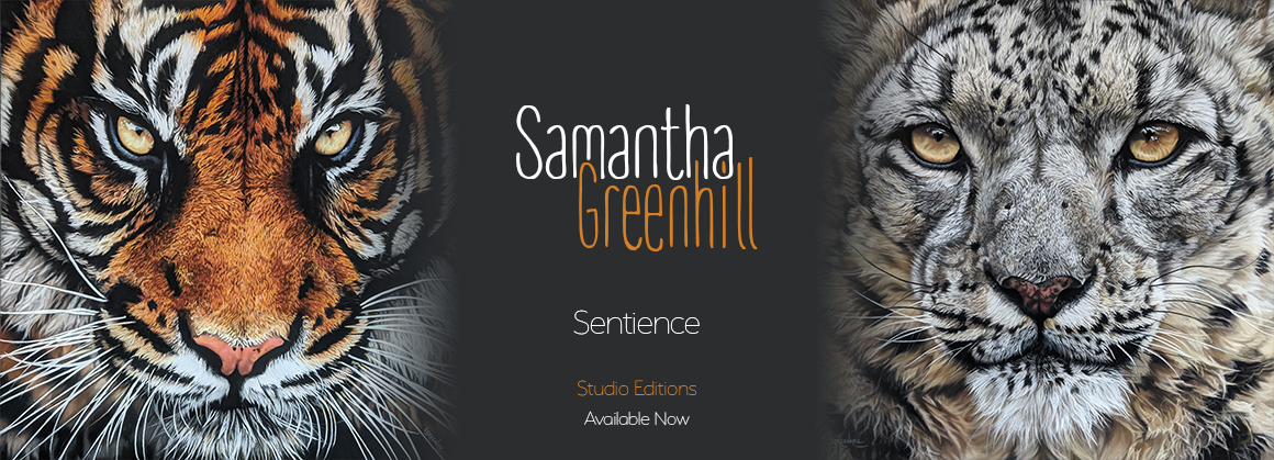 Sam Greenhill Website Banner